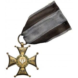 Krzyż Złoty Orderu Virtuti Militari - Późniejsze wykonanie