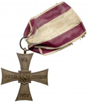 Krzyż Walecznych 1920 - bez numeru