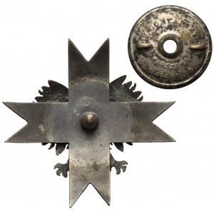 Odznaka 1 Pułk Ułanów Krechowieckich - wersja żołnierska