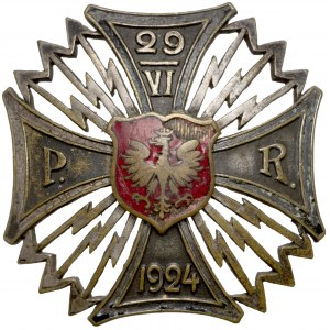 Odznaka, Pułk Radiotelegraficzny