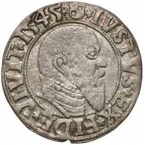 Prusy, Albrecht Hohenzollern, Grosz Królewiec 1545