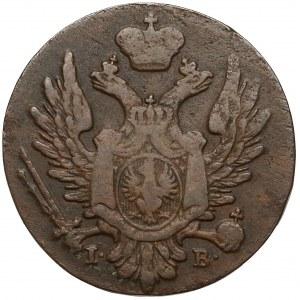 1 grosz 1823 IB z MIEDZI KRAIOWEY
