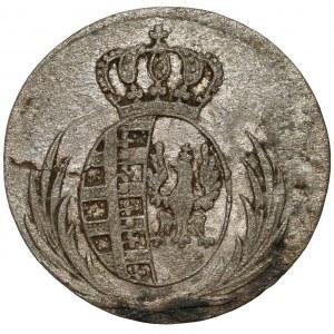 Księstwo Warszawskie, 5 groszy 1811 I.S. - mała data