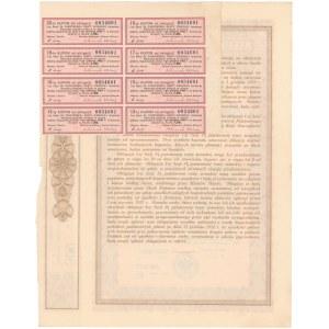 3% Państwowa Renta Ziemska 1933, Obligacja 500 zł