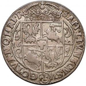 Zygmunt III Waza, Ort Bydgoszcz 1622