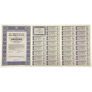 Obligacja Melioracyjna PBR, 1.000 zł 1939