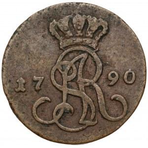 Poniatowski, Grosz 1790 E.B.