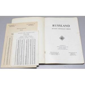 Russland Munzen, Medaillen, Orden, Luzern 1968