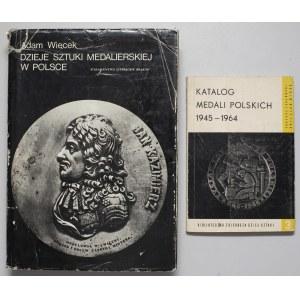 Medale - Więcek i DESA (2szt)