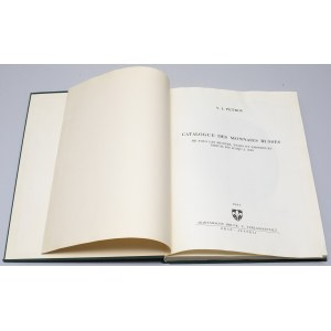 Catalogue des monnaies Russes, Petrov [reprint 1963/1873] - z futerałem