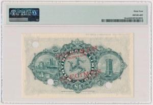 Isle Of Man, Martins Bank Limited, 1 Pound (1946-57) - SPECIMEN