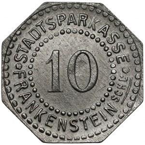 Frankenstein (Ząbkowice śląskie), 10 fenigów 1917
