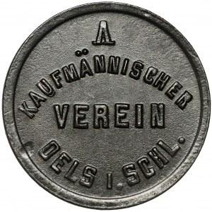 Oels (Oleśnica), Stowarzyszenie Handlowe, 5 fenigów 1918