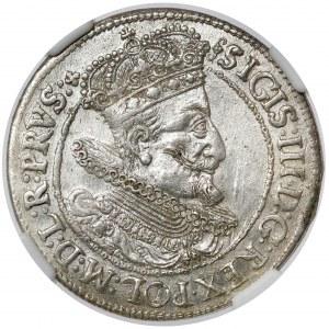Zygmunt III Waza, Ort Gdańsk 1615 - owalna - MONET•A - MENNICZY