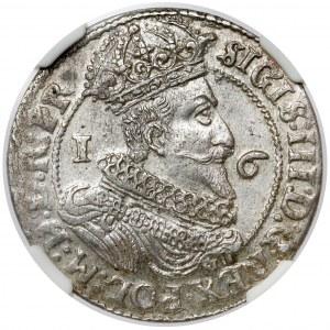 Zygmunt III Waza, Ort Gdańsk 1626 - menniczy