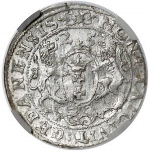 Zygmunt III Waza, Ort Gdańsk 1625 - menniczy