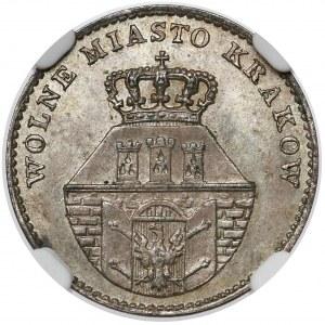 Wolne Miasto Kraków, 5 groszy 1835 - mennicze