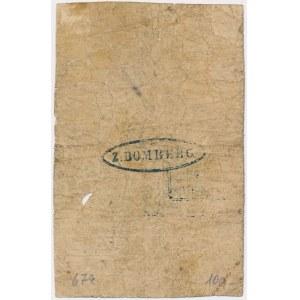 Ostrów, A. Grossman, 5 kopiejek = 10 groszy 1861