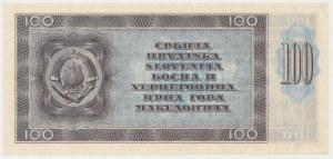 Jugosławia, 100 Dinara 1950