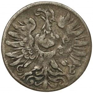 Ludwika, Greszel Brzeg 1673 CB - data nad