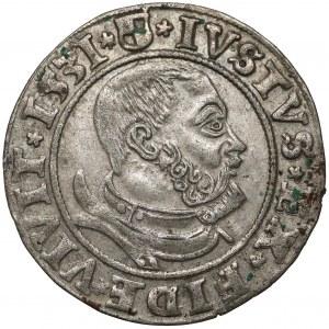 Prusy, Albrecht Hohenzollern, Grosz Królewiec 1531