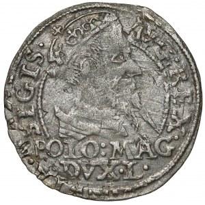 Zygmunt II August, Grosz na stopę polską 1568, Tykocin - mała Pogoń
