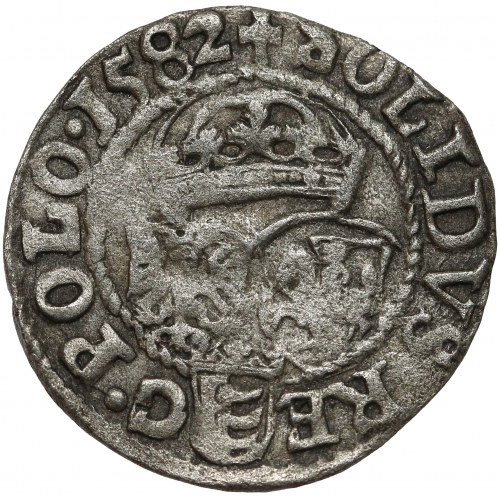 Stefan Batory, Szeląg Olkusz 1582