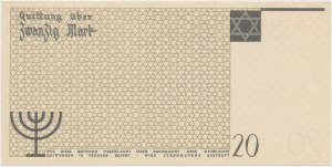 Getto 20 marek 1940