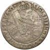 Zygmunt III Waza, Ort Bydgoszcz 1622 - Sas w owalnej - rzadki