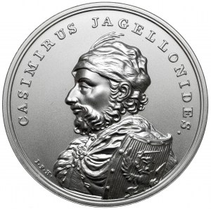 Skarby Stanisława Augusta - Kazimierz Jagiellończyk - 50 złotych 2015