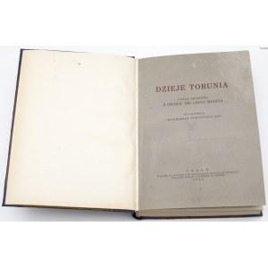 Mennica toruńska + Herb i pieczęcie miasta Torunia, Gumowski [Dzieje Torunia]