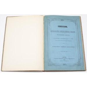 Sobiesciana... rocznicy Potrzeby Wiedeńskiej 1683 (1884)