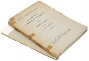 Corpus Nummorum Poloniae, Gumowski