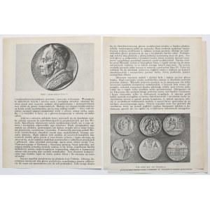 Medale i plakiety Jana Wysockiego, Dalbor [wycinek z Tęcza 1938/12]