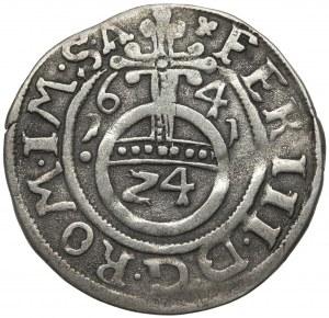 Hameln-Stadt, 1/24 Taler 1641