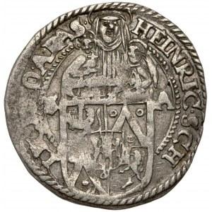 Czechy, Heinrich Schick, 3 krajcary 1637
