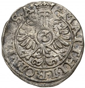 Worms-Stadt, 3 Kreuzer 1615