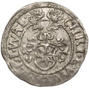 Waldeck, Grafschaft Christian und Wolrad IV., 3 Kreuzer 1617