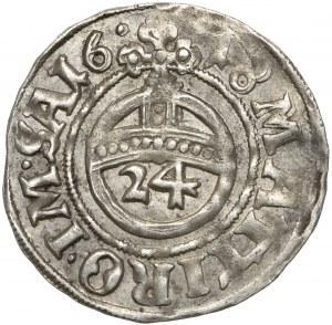 Goslar-Stadt, 1/24 Taler 1618