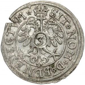 Szwajcaria, 3 krajcary 1606, Lucerna