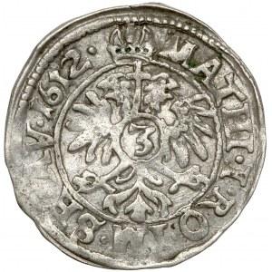 Solms-Hohensolms, 3 Kreuzer 1612