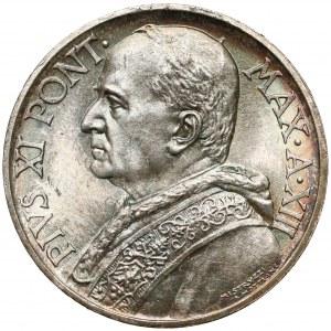 Watykan, Pius XI, 10 lirów 1934, Rzym