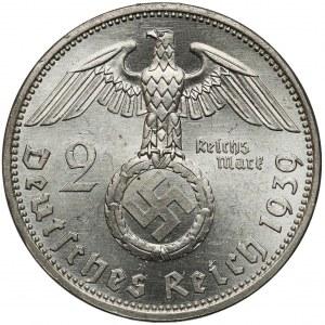 2 mark 1939 A - Hindenburg