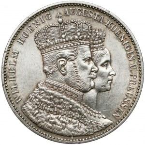 Preussen, Wilhelm I, Taler 1861