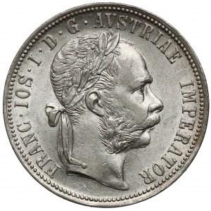 Austria, Franciszek Józef I, Floren 1888