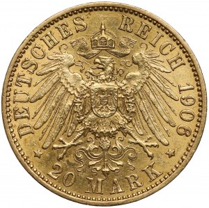 Hessen-Darmstadt, Ernst Ludwig, 20 marek 1906 A