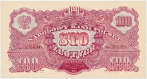 100 złotych 1944 ...owe - Au