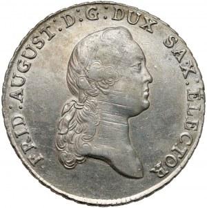 Saschen, Friedrich August III., Taler 1772