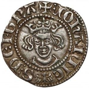 Luksemburg, Jan Luksemburski, Esterlin bez daty (przed 1335) - król... POLSKI