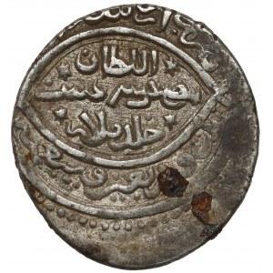 Ilkhanidzi, Sulayman (1339-1346), Erzurum, AH 743 (1342/1343)